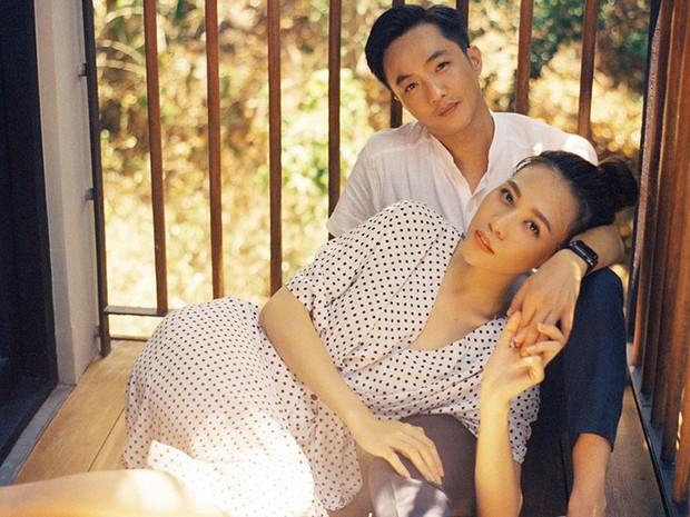 Vợ chồng Cường Đô La - Đàm Thu Trang thay mặt công ty ủng hộ 500 triệu đồng cho Quỹ vaccine phòng Covid-19 - Ảnh 4.