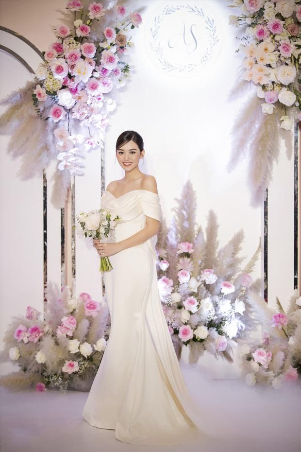 Không cần cầu kì, chính lối makeup tự nhiên mới giúp mỹ nhân Việt xinh xuất sắc trong ngày cưới - Ảnh 7.