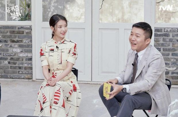 Cùng diện váy gần 100 triệu nhưng trưởng nhóm TWICE lép vế hẳn so với Lee Ji Ah và IU - Ảnh 6.