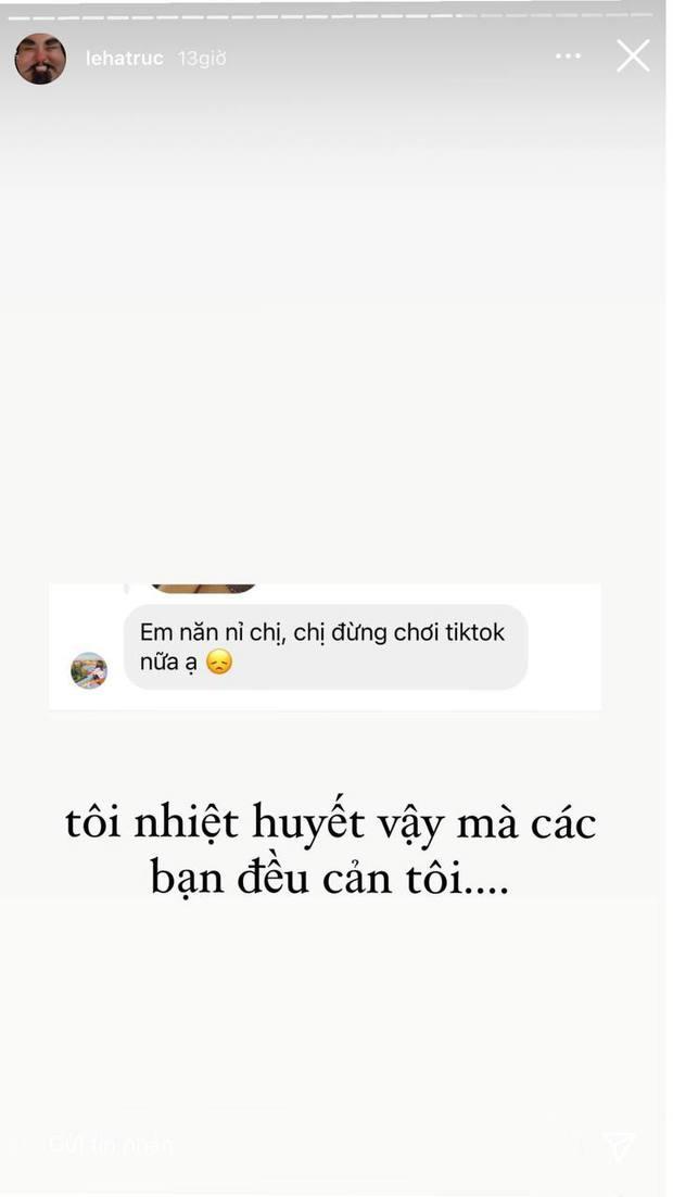 Nữ travel blogger đình đám Hà Trúc bị netizen yêu cầu dừng chơi TikTok, hoá ra là vì lý do này! - Ảnh 3.