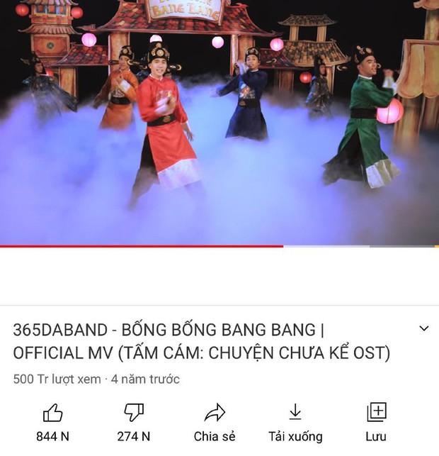 Vpop chính thức có MV đầu tiên cán mốc nửa tỷ view, xứng danh Baby Shark Việt Nam - Ảnh 2.