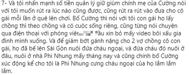 Tiền thưởng của Hồ Văn Cường đúng là do quản lý Phi Nhung giữ nhưng mẹ ruột muốn rút khi nào cũng được? - Ảnh 4.