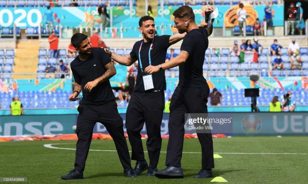 Italy 1-0 Xứ Wales: Dàn trai đẹp nước Ý toàn thắng tại vòng bảng Euro 2020 - Ảnh 27.
