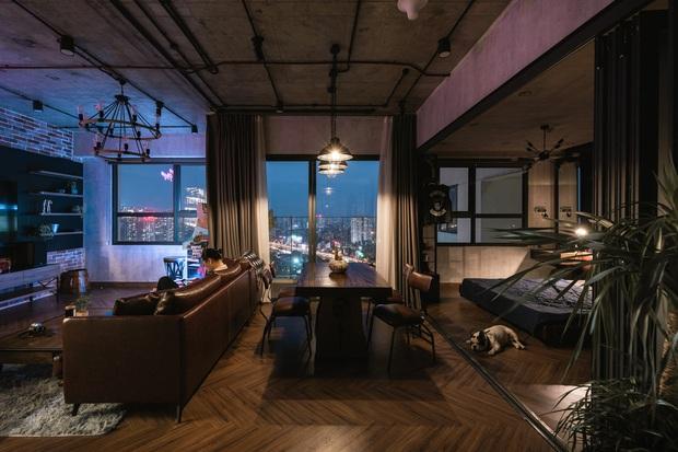 Chàng trai bỏ 800 triệu thiết kế căn hộ đậm chất dân chơi, đầu tư cả quầy bar để chill tại nhà mùa dịch - Ảnh 12.