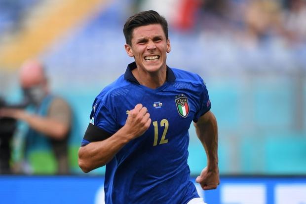 Italy 1-0 Xứ Wales: Dàn trai đẹp nước Ý toàn thắng tại vòng bảng Euro 2020 - Ảnh 19.