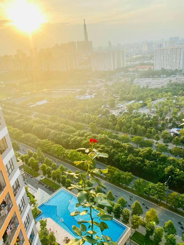 Tình cũ Tiến Linh tậu nhà mới 5,5 tỷ: Góc nào cũng sang chảnh, riêng ban công có view cực đỉnh - Ảnh 7.