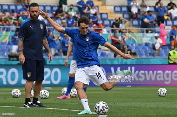 Italy 1-0 Xứ Wales: Dàn trai đẹp nước Ý toàn thắng tại vòng bảng Euro 2020 - Ảnh 25.