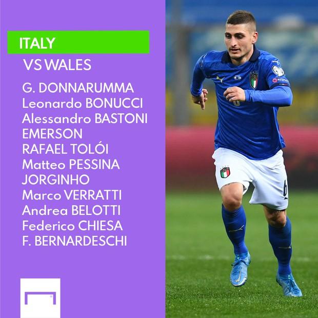 Italy 1-0 Xứ Wales: Dàn trai đẹp nước Ý toàn thắng tại vòng bảng Euro 2020 - Ảnh 30.