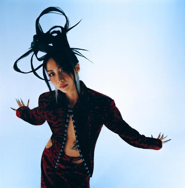 Hoàng Thùy Linh nhá hàng một sản phẩm mới nhưng nhìn tên viết tắt ai cũng đoán ra, Suboi chuẩn bị tung album! - Ảnh 3.