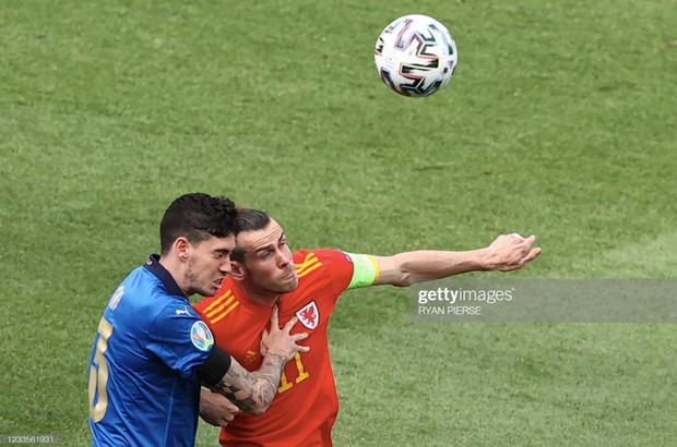 Italy 1-0 Xứ Wales: Dàn trai đẹp nước Ý toàn thắng tại vòng bảng Euro 2020 - Ảnh 23.
