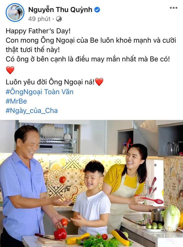 Khánh Vân, Chi Pu và dàn sao gửi lời đặc biệt trong Ngày của Cha, Diệu Nhi có tâm sự xúc động về đấng sinh thành - Ảnh 6.