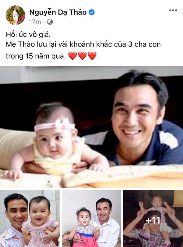 Khánh Vân, Chi Pu và dàn sao gửi lời đặc biệt trong Ngày của Cha, Diệu Nhi có tâm sự xúc động về đấng sinh thành - Ảnh 5.