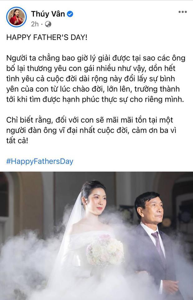 Khánh Vân, Chi Pu và dàn sao gửi lời đặc biệt trong Ngày của Cha, Diệu Nhi có tâm sự xúc động về đấng sinh thành - Ảnh 4.