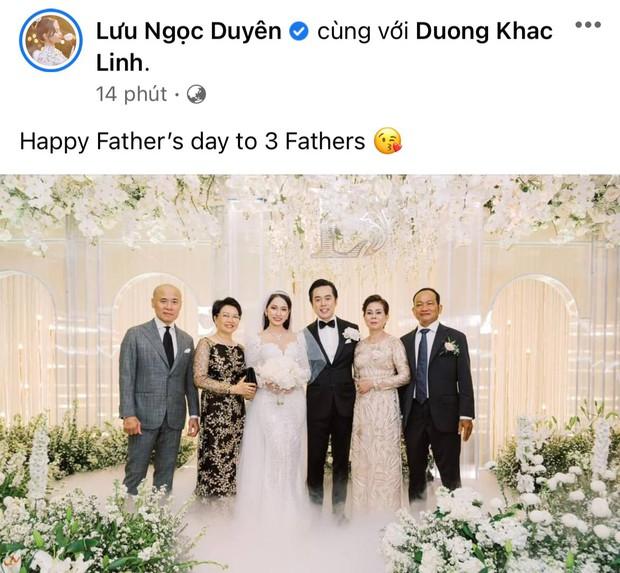 Khánh Vân, Chi Pu và dàn sao gửi lời đặc biệt trong Ngày của Cha, Diệu Nhi có tâm sự xúc động về đấng sinh thành - Ảnh 12.