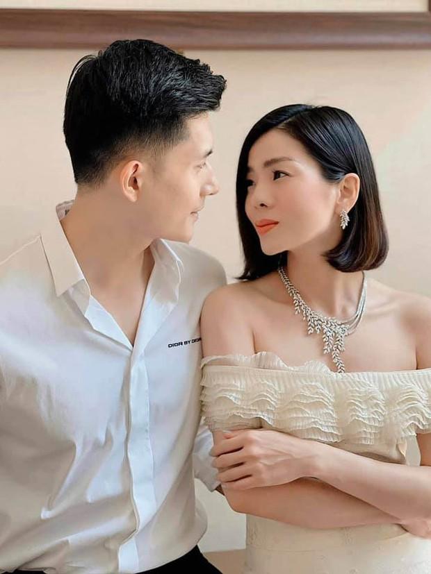 Phản ứng căng đét của Lệ Quyên khi con trai bị lôi vào chuyện cô hẹn hò Lâm Bảo Châu, lời đáp liên quan chồng cũ mới gây chú ý - Ảnh 6.
