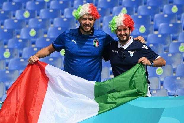 Italy 1-0 Xứ Wales: Dàn trai đẹp nước Ý toàn thắng tại vòng bảng Euro 2020 - Ảnh 33.