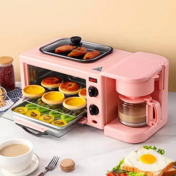 Nấu nướng không còn là nỗi ám ảnh với hội chị em bận rộn khi đã có những chiếc bếp đa năng lợi hại này - Ảnh 3.