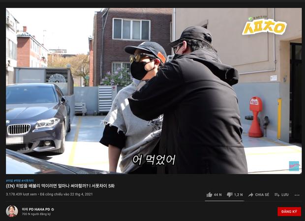Anh hổ Kim Jong Kook chính thức soán ngôi Haha, đạt hàng loạt thành tích cực khó tin, trở thành YouTuber số 1 của Running Man - Ảnh 5.