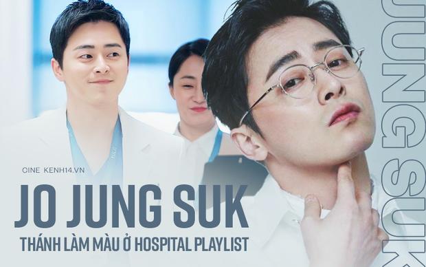 Thánh làm màu ở Hospital Playlist - Jo Jung Suk: Ngôi sao đi lên từ nghèo khó, tự nguyện cắt 7 tỷ tiền cát xê vì lý do không ai ngờ - Ảnh 1.