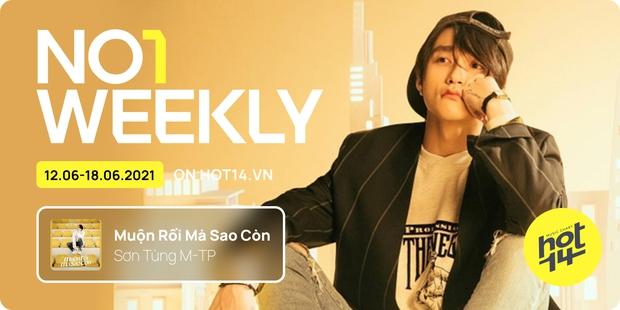 No.1 HOT14 tuần này vẫn là Sơn Tùng - Jack cạnh tranh hay MV mới của Dương Hoàng Yến có kịp tạo nên bất ngờ? - Ảnh 20.