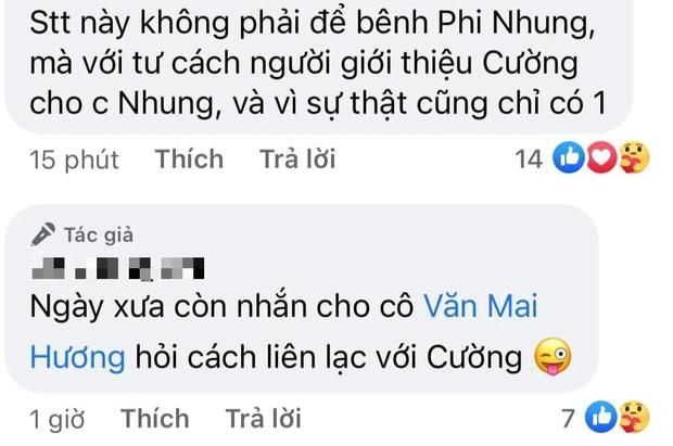 Văn Mai Hương là người góp phần giúp Hồ Văn Cường gặp được mẹ nuôi Phi Nhung - Ảnh 2.