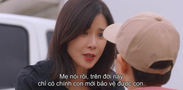 Mợ út (Lee Bo Young) diễn xuất như thần lại bị nắm thóp vì nhân vật này ở Mine tập 14 - Ảnh 5.