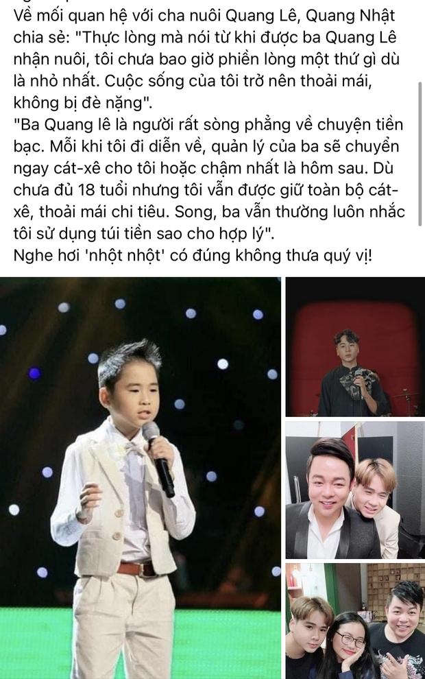 """Hết tố Phi Nhung, Lưu Chấn Long """"vạch mặt"""" Quang Lê hét giá cát xê đi hát ở chùa, ai dè bị netizen phản ứng ngược - Ảnh 2."""
