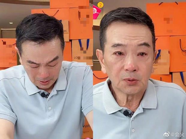 Sự việc hy hữu: Bạn diễn của Dương Tử oà khóc nức nở, cúi đầu xin lỗi khi đang livestream vì bị mắng chửi xối xả - Ảnh 2.