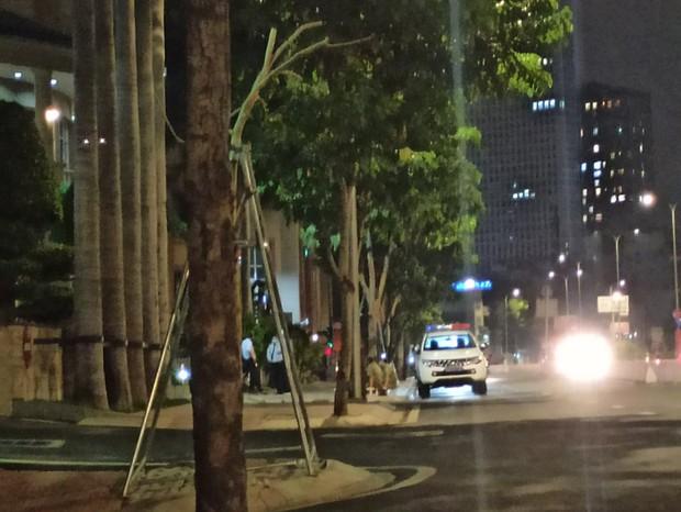 Thanh niên tử vong tại chung cư The Manor ở Sài Gòn, nghi rơi từ lầu cao - Ảnh 2.