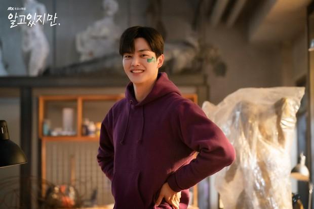 Song Kang bị chê diễn xuất dở tệ ở phim 19+ mới, Cha Eun Woo bất ngờ bị réo tên - Ảnh 5.