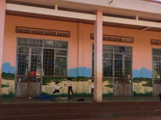 Phát hiện thi thể thiếu nữ đang phân hủy trong trường học - Ảnh 1.