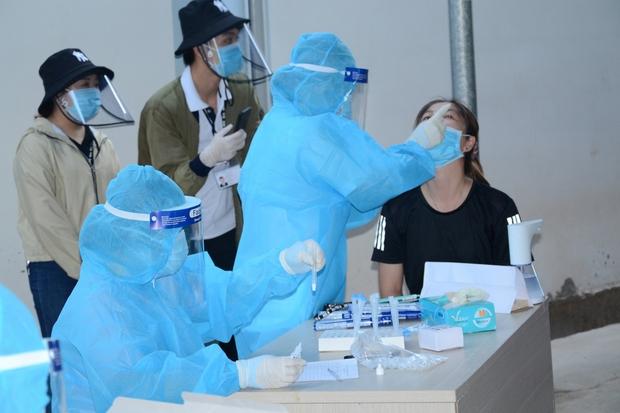 Hơn 460 công nhân lao động tại dự án điện gió ở Tiền Giang đều âm tính SARS-CoV-2 - Ảnh 2.
