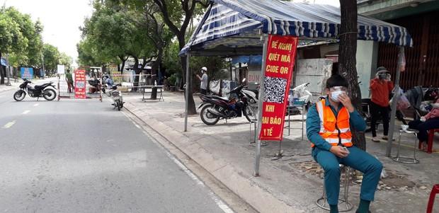 TP.HCM: Người dân đi qua vùng phong tỏa ở huyện Hóc Môn cần đi theo lộ trình này  - Ảnh 2.