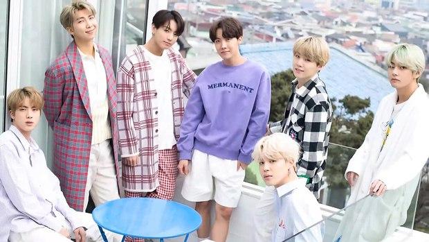 Visual của BTS cũng không cứu nổi outfit đi vào lòng đất trên sóng Nhật Bản, Knet ngán ngẩm đòi đổi ngay stylist! - Ảnh 1.