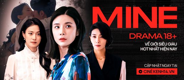 Mợ út (Lee Bo Young) diễn xuất như thần lại bị nắm thóp vì nhân vật này ở Mine tập 14 - Ảnh 7.