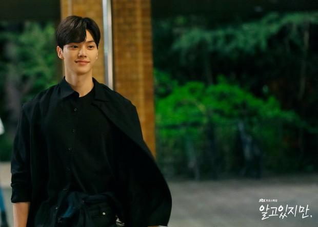 Phim 19+ vừa lên sóng, Song Kang đã bị đồn mất Han So Hee vào tay kép phụ, Love Alarm lặp lại đấy à? - Ảnh 5.