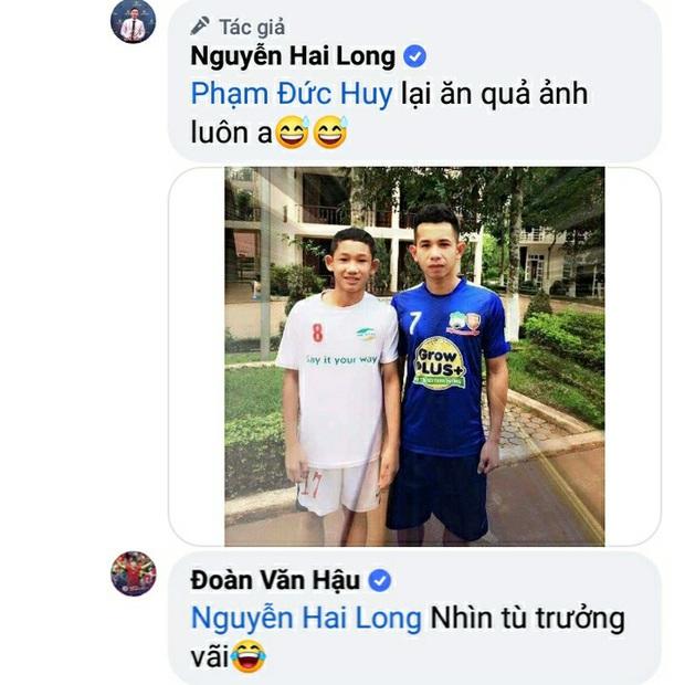 Loạt ảnh bị đào lại của các tuyển thủ Việt Nam khiến fan phì cười: Ai cũng có một thời trẻ trâu - Ảnh 8.