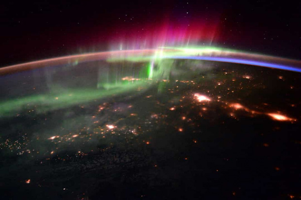 Khoảnh khắc hiếm hoi về cuộc sống của các phi hành gia trên Trạm Vũ trụ Quốc tế (ISS) - Ảnh 7.