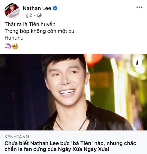 Cuối cùng thì Nathan Lee đã tiết lộ danh tính bà Tiên khiến mình bực bội! - Ảnh 2.