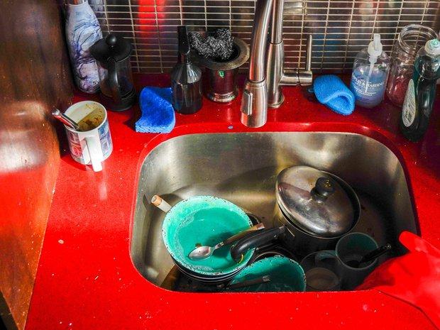 5 tác nhân khiến bạn xì trét khi bước vào bếp, nhìn là thấy mất hết cảm hứng nấu ăn - Ảnh 3.