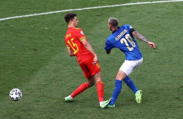Italy 1-0 Xứ Wales: Dàn trai đẹp nước Ý toàn thắng tại vòng bảng Euro 2020 - Ảnh 13.