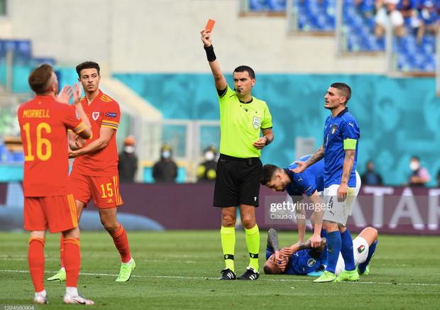 Italy 1-0 Xứ Wales: Dàn trai đẹp nước Ý toàn thắng tại vòng bảng Euro 2020 - Ảnh 12.