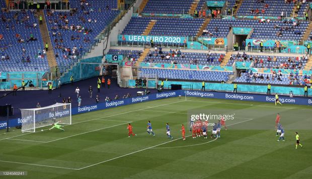 Italy 1-0 Xứ Wales: Dàn trai đẹp nước Ý toàn thắng tại vòng bảng Euro 2020 - Ảnh 14.