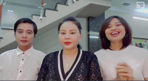 Cuối cùng Lê Lộc và Lê Giang đã cùng lộ diện và có động thái gây chú ý giữa lúc bùng nổ lùm xùm gia đình với Duy Phương - Ảnh 3.