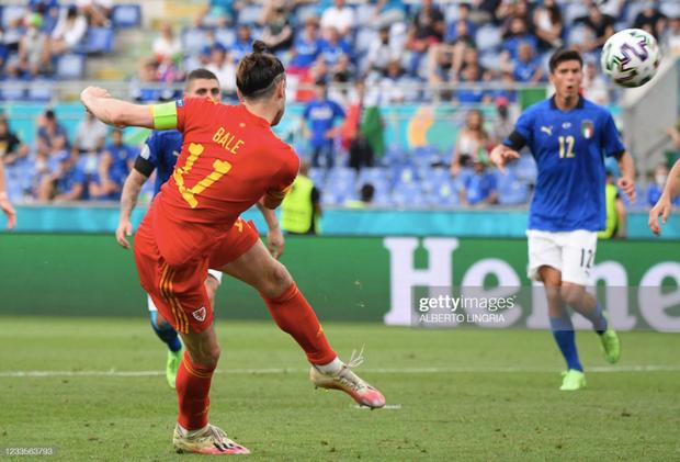 Italy 1-0 Xứ Wales: Dàn trai đẹp nước Ý toàn thắng tại vòng bảng Euro 2020 - Ảnh 9.