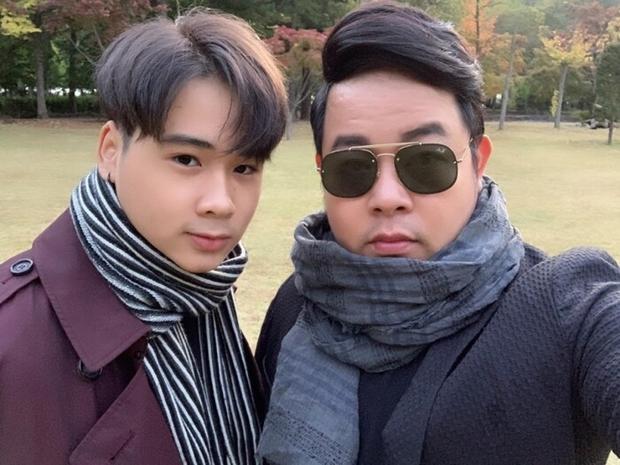 Con trai nuôi của Quang Lê từng thi The Voice Kids: Thân thiết với Phương Mỹ Chi, được giữ toàn bộ cát-xê dù chưa 18 tuổi - Ảnh 4.