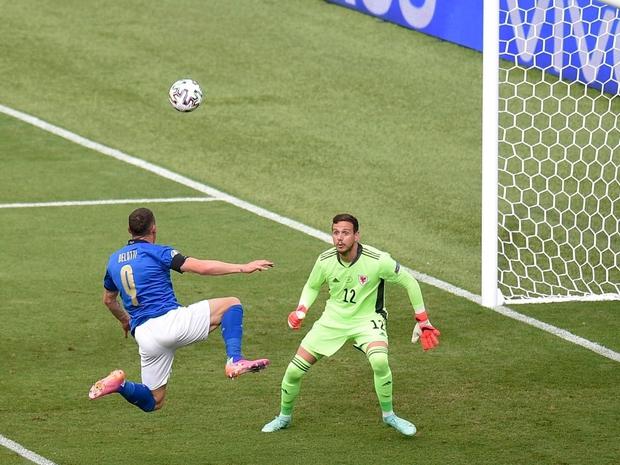 Italy 1-0 Xứ Wales: Dàn trai đẹp nước Ý toàn thắng tại vòng bảng Euro 2020 - Ảnh 1.