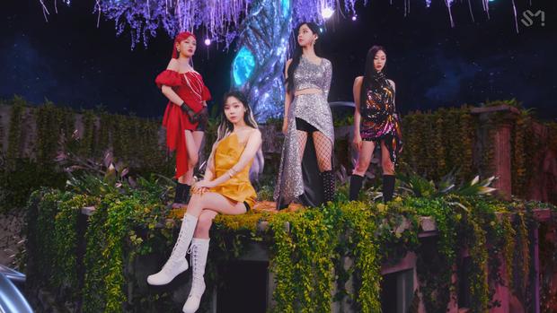 Điểm số bản hit của aespa đột ngột giảm mạnh sau khi No.1 Melon, fan BTS bức xúc vì bị đổ vỏ là thủ phạm? - Ảnh 1.