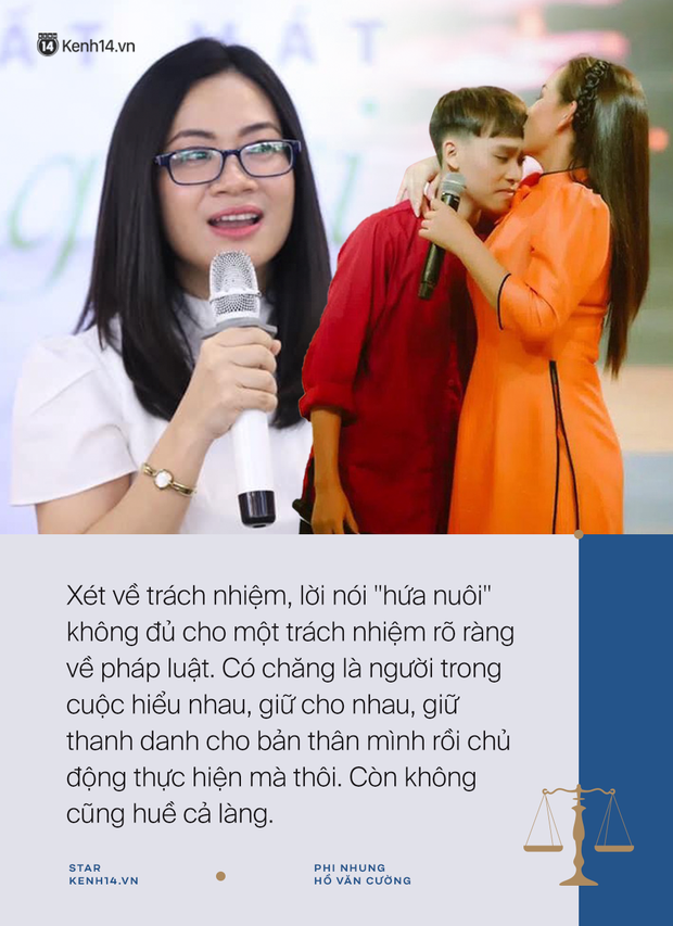 """Luật sư bàn về lùm xùm của Phi Nhung: Xét về luật, ca sĩ Phi Nhung không được đại diện cho Hồ Văn Cường ký kết các hợp đồng"""" - Ảnh 3."""
