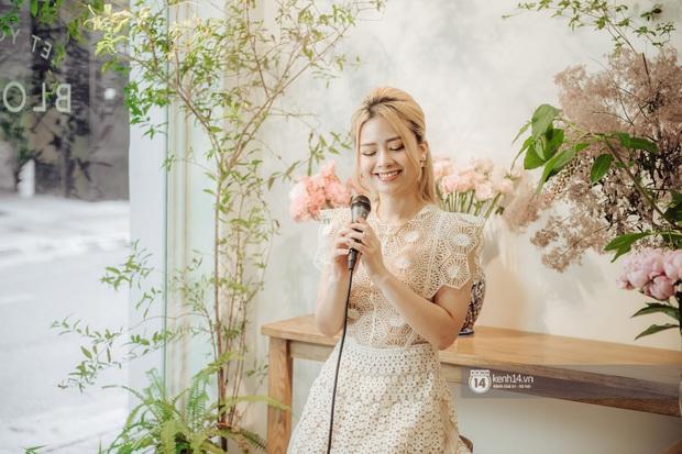 Dương Hoàng Yến một mình cân màn live ca khúc mới khi thiếu Đạt G, Phúc Du cực chill khi rap sản phẩm hay nhất Trạm Cảm Xúc - Ảnh 4.